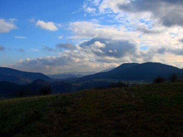 Góry vs. Chmury